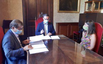 L'Ajuntament de Palma de Mallorca i la Universitat de les Illes Balears signen el protocol pel desenvolupament del Districte d'Innovació al Nou Llevant