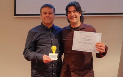 BiM Consultors guanya el 1er Premi en Innovació Turística en el Premis Emprenedors 2019